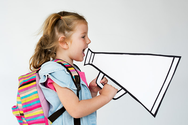 Los efectos del lenguaje positivo para niños