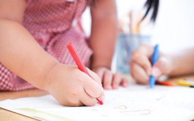 Mandalas para niños y sus muchos beneficios