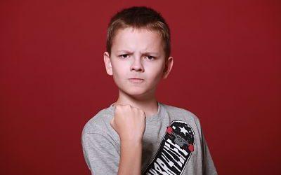 Cómo controlar la ira en los niños